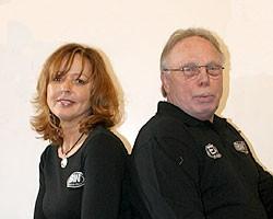 Birgit und Wolfgang Krauss - B&W Kartteam